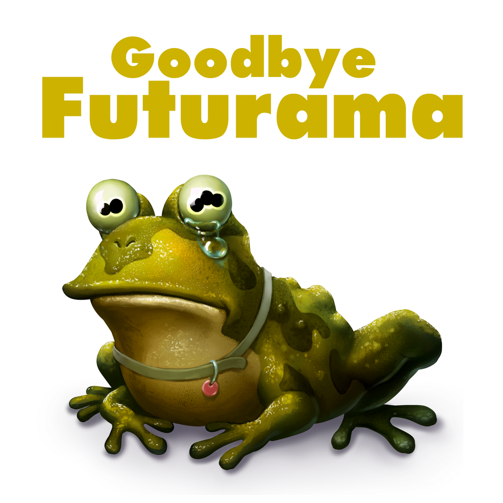 Goodbye Futurama by sharandula