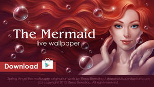 The  Mermaid (live wallpaper)