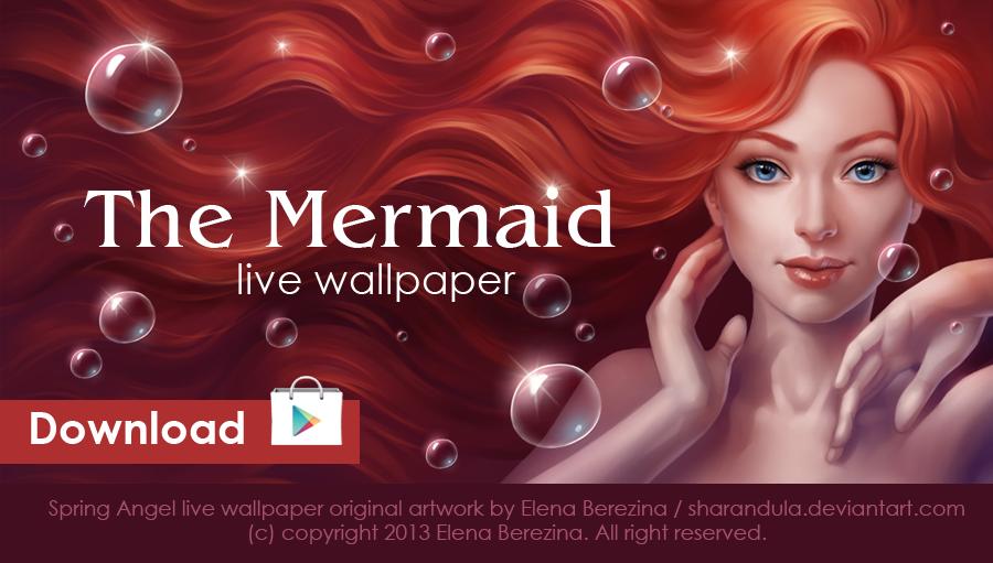 The  Mermaid (live wallpaper) by sharandula