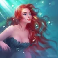 tears in the ocean by sharandula