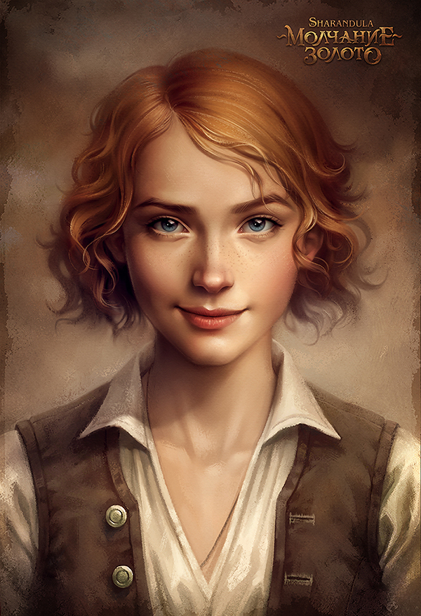 Joanna Ryder by sharandula