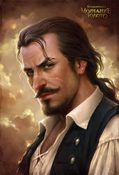 Captain Henry Hartgold (Silence is Gold)