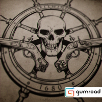 Skull by sharandula