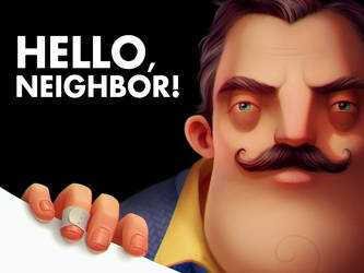 Hello, Neighbor! by sharandula