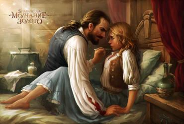Henry and Joanna by sharandula