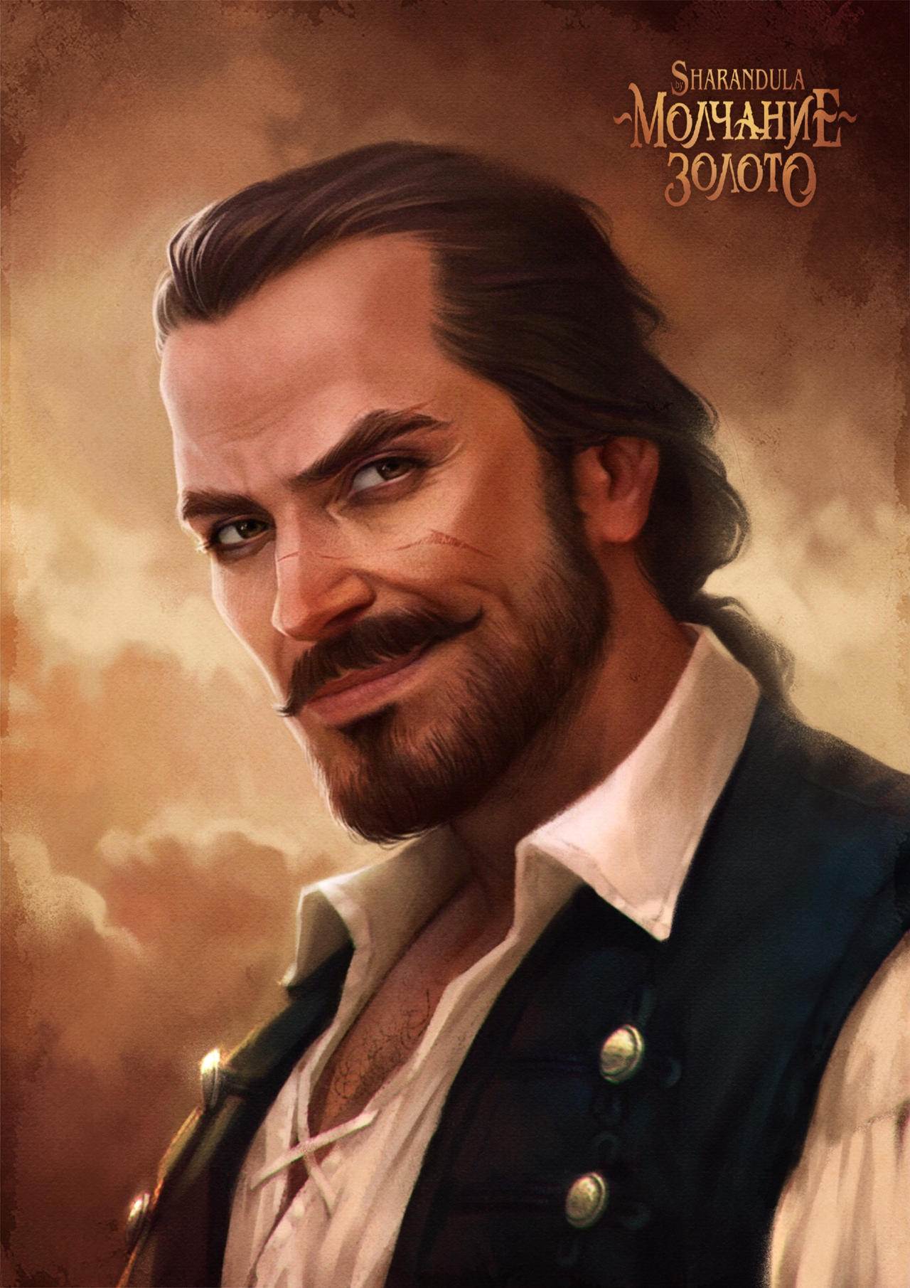 Henry Heartgold (redrawn)