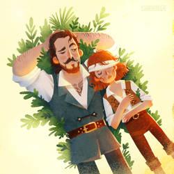 Joanna and Henry