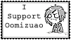 I Support Oomizuao ~ STAMP 2. by lonepaws