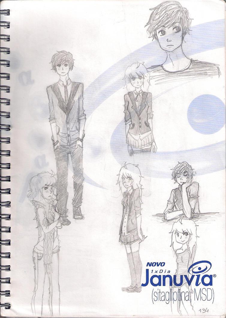 Sketchbook things 74 by Angelikasan