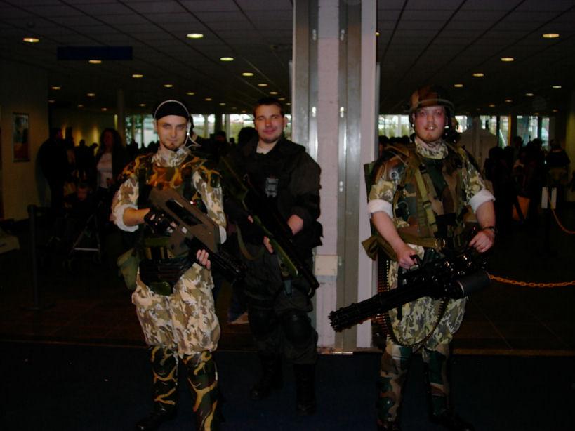 Halo troops by Imagine-Jo-2006