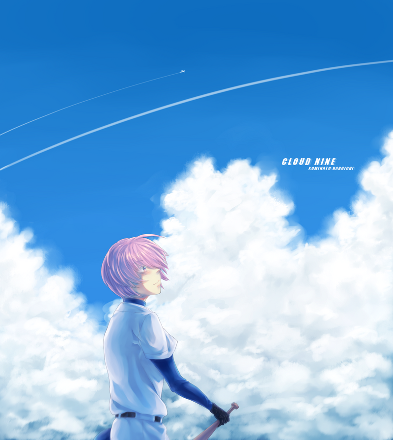 CLOUD NINE by Sakura-Ruri
