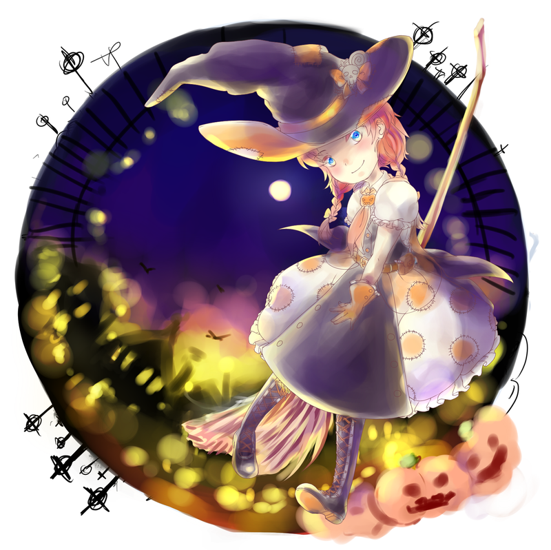 WIP Halloween 2014 by Sakura-Ruri