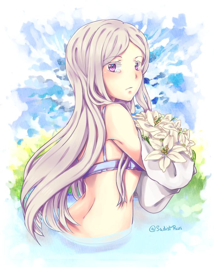 Lilies by Sakura-Ruri