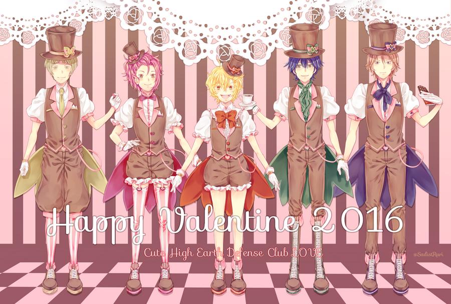 Happy Valentine 2016 by Sakura-Ruri