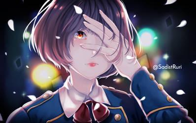 Silent Majority by Sakura-Ruri