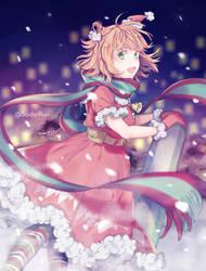 Merry Xmas 2017 by Sakura-Ruri