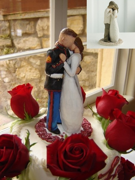 Wedding Cake Topper (from 2009) by Fesoferbex