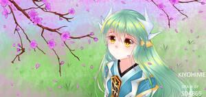 Fate Grand Order : Kiyohime