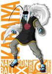 Karaiya (King Kai and Jiraiya fusion)