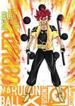 Goruto Rikudou Senjutsu Super Saiyan God