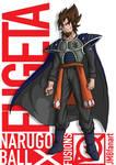 Fugeta (King Vegeta and Fugaku fusion)