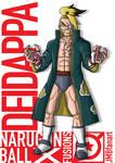 Deidappa (Nappa and Deidara fusion)