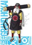 Grand Hokai (Grand Kai and 3rd Hokage fusion)