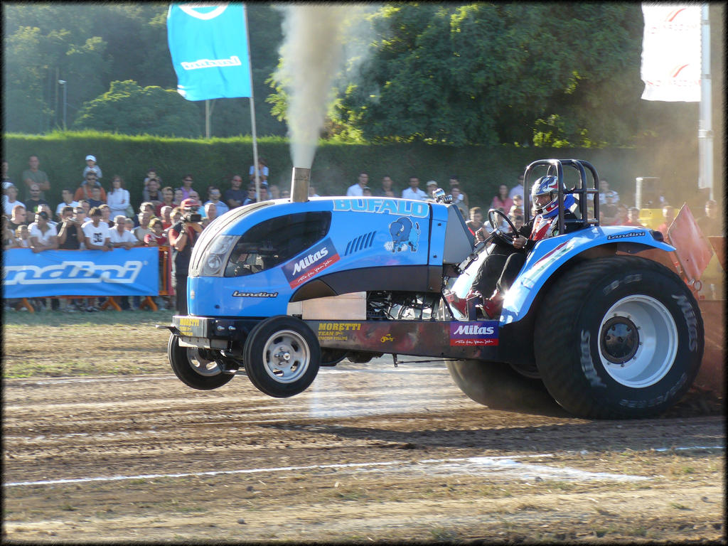 Tractor Pull Artwork : Tractor pulling by joe tony on deviantart