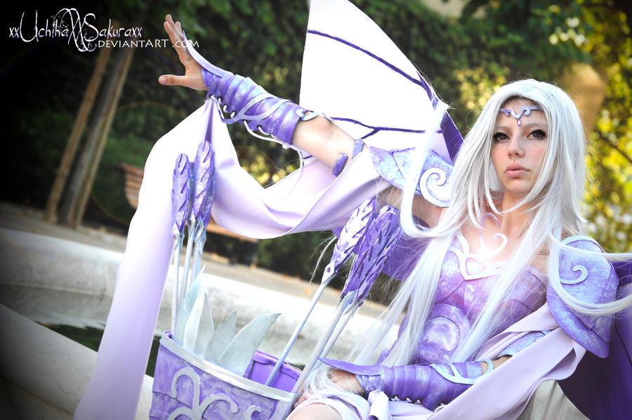 Artemis . Venator Noctis by AsunaCosplay