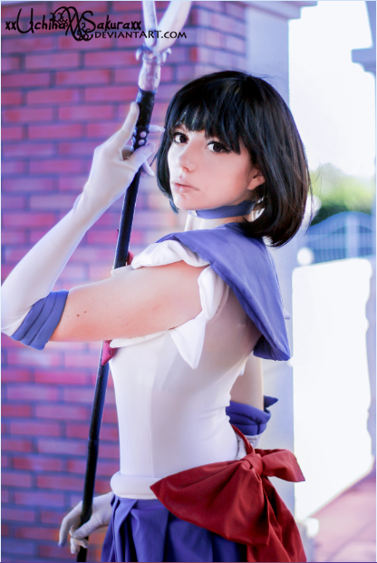 .:Sailor Saturn . Messiah:. by AsunaCosplay
