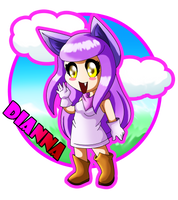 Birthday gift: Dianna by WinterGlace