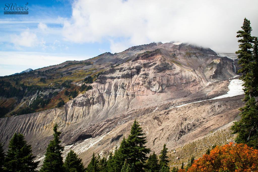 Mt. Rainier by sweir17