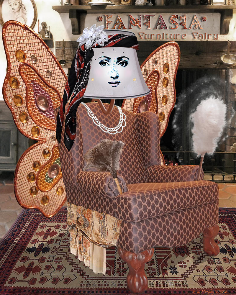 furniture fairy. Fantasia Furniture Fairy By GEMtone - DeviantArt