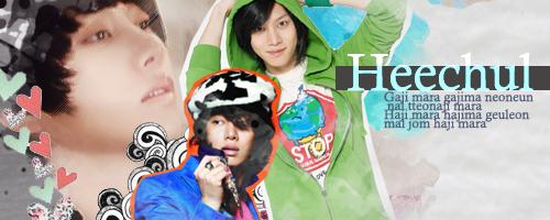 banner Heechul by misa-chan-uchiha