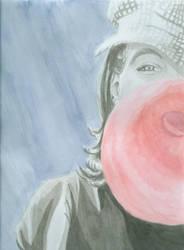 Bubblegum by TheCalmOfChaos