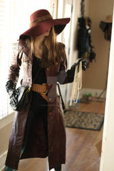 Steampunk Carmen S. Costume
