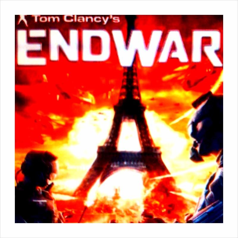Tom Clancy's Endwar by bashprompt