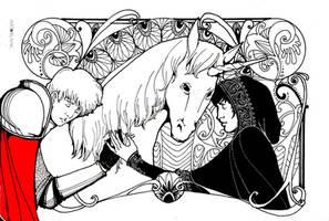 Unicorn by Lenxen1984