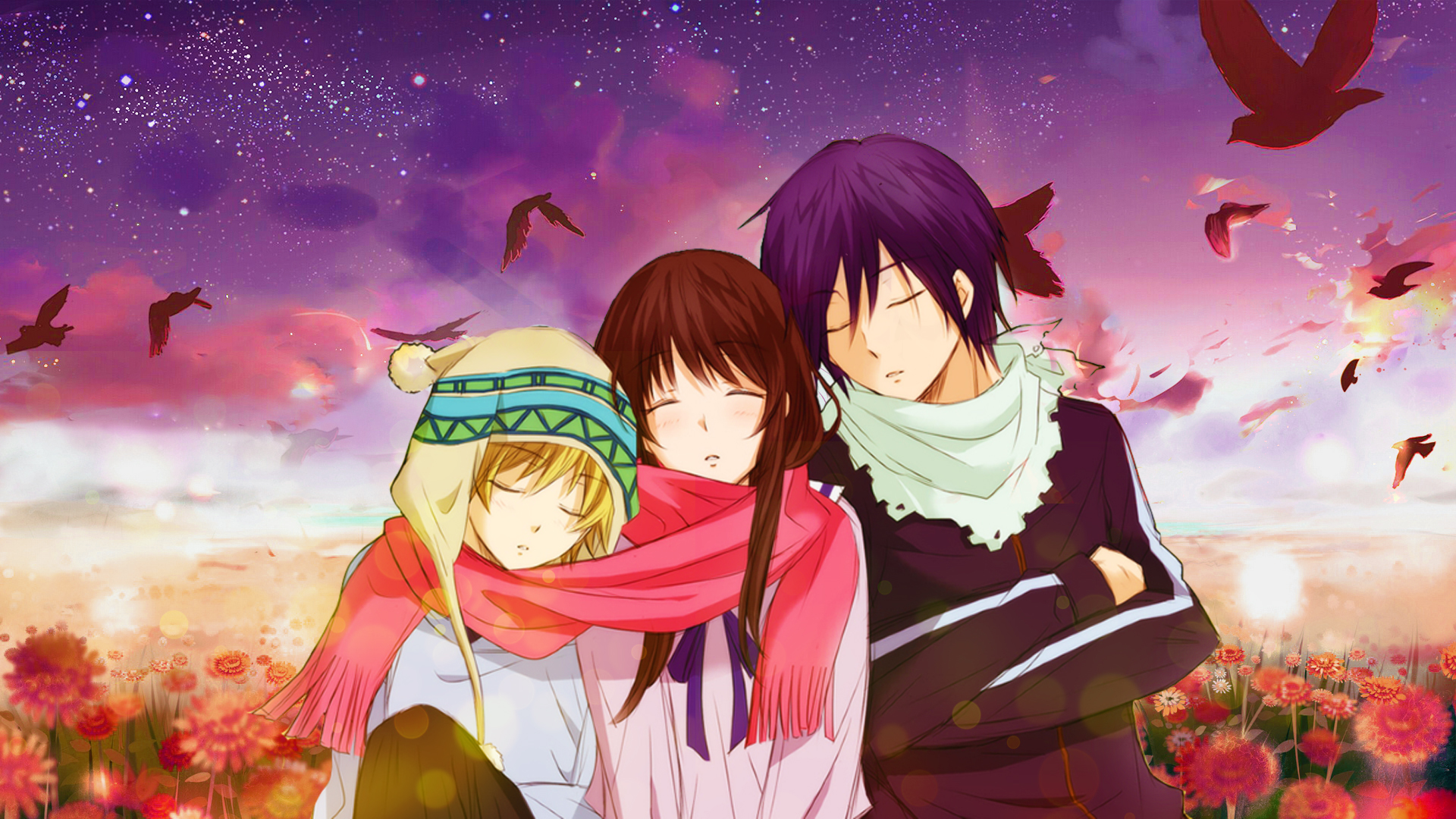 Noragami Wallpaper By Andyyoshikage On Deviantart