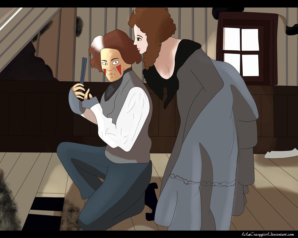 wilczyca117 - Sweeney Todd by Naakichia