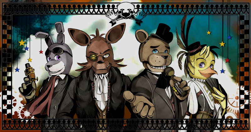 christmas five nights at freddy s