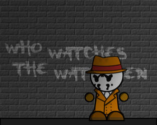 Rorschach - AnyWho Style by willmeister42