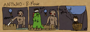 AnyWho 16 - B-Movie :SPOILERS: by willmeister42