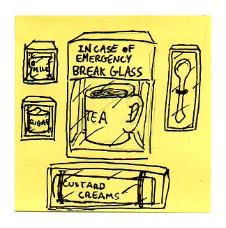In Case Of Emergency by willmeister42