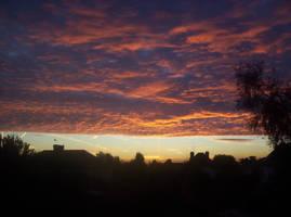 Apocalyptic Sky by willmeister42