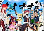 Fairy Tail is back collab FT 435