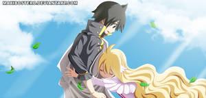 Zeref and Mavis Fairy Tail 449