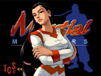 Mikko Loves Gaming : Martial Masters, Crane by TheMikko