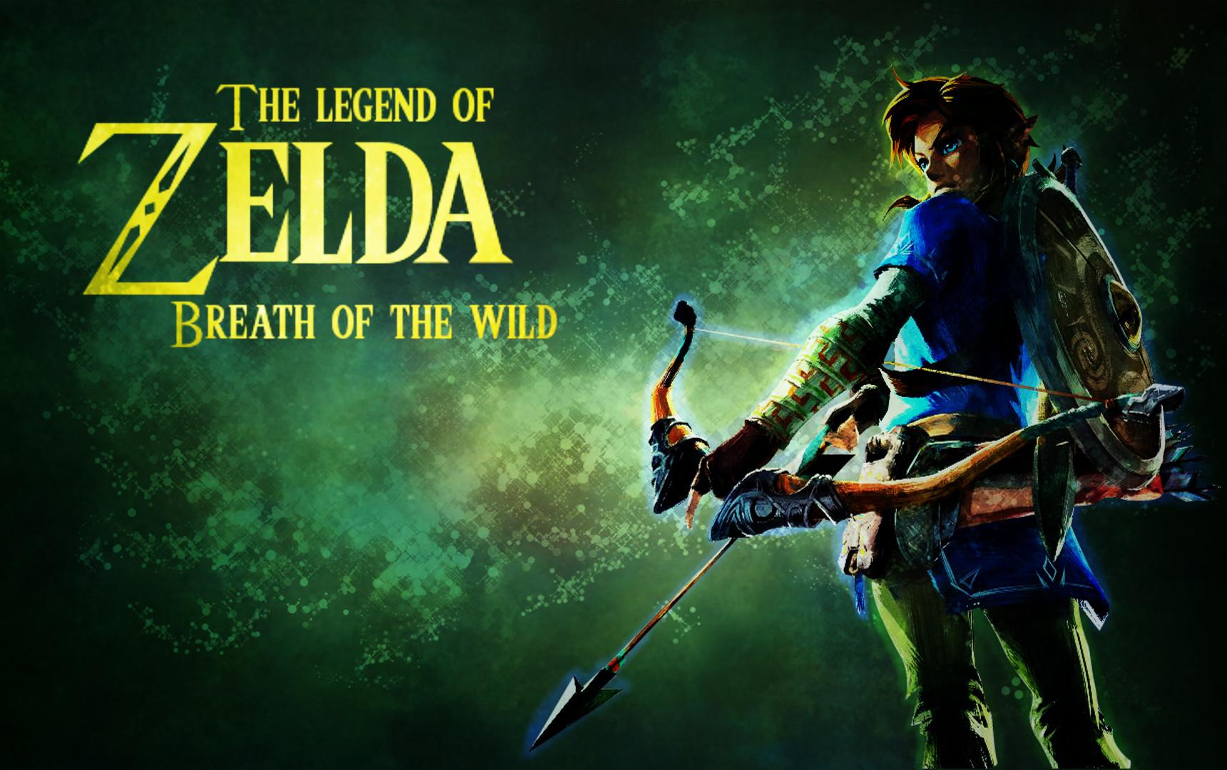 Zelda Breath Of The Wild Wallpaper By Mattsquat On Deviantart