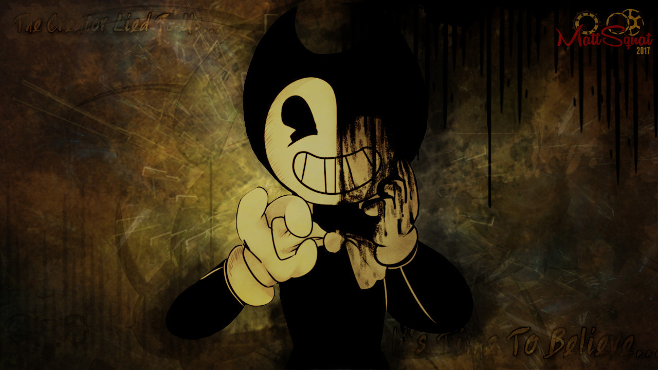 Bendy And The Ink Machine Wallpaper [V2]